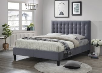 Becky Fabric Bed